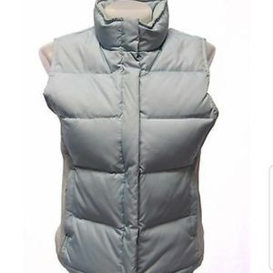 NWT! GAP Puffer Vest- Light Blue